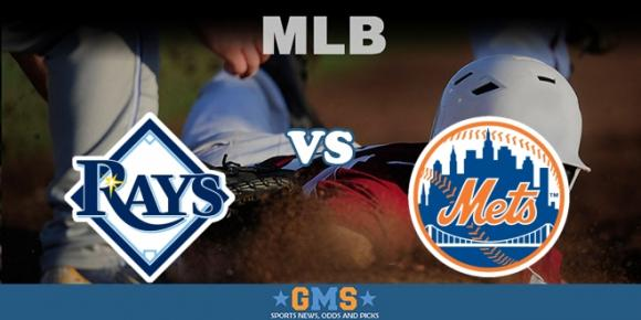 New York Mets vs. Tampa Bay Rays at Citi Field