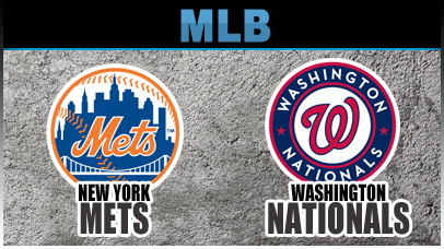 New York Mets vs. Washington Nationals at Citi Field