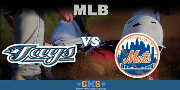 New York Mets vs. Toronto Blue Jays at Citi Field