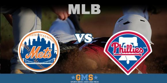 New York Mets vs. Philadelphia Phillies at Citi Field