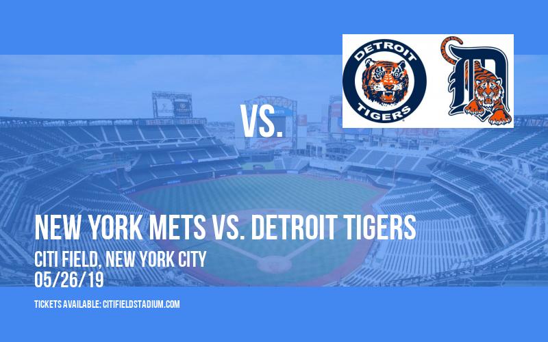 New York Mets vs. Detroit Tigers at Citi Field