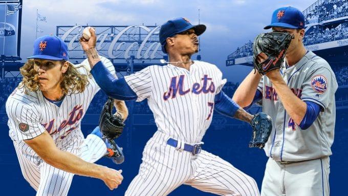 New York Mets vs. Arizona Diamondbacks at Citi Field