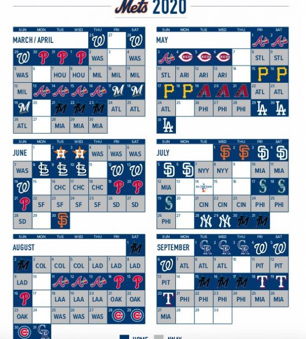 New York Mets vs. Philadelphia Phillies [POSTPONED] at Citi Field