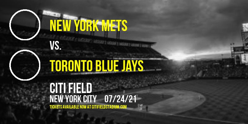New York Mets vs. Toronto Blue Jays at Citi Field