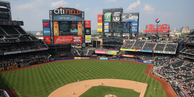 New York Mets vs. San Francisco Giants [CANCELLED] at Citi Field
