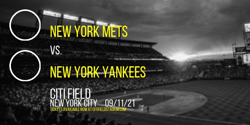 New York Mets vs. New York Yankees at Citi Field