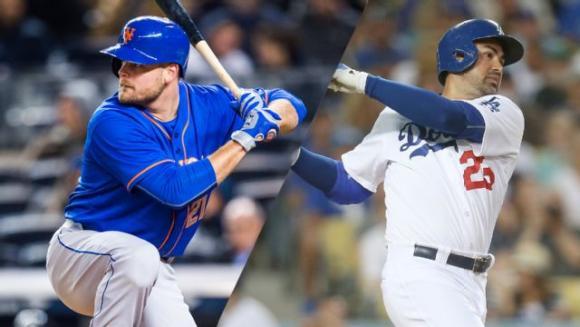 New York Mets vs. Los Angeles Dodgers at Citi Field