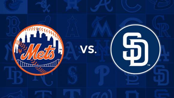 New York Mets vs. San Diego Padres at Citi Field