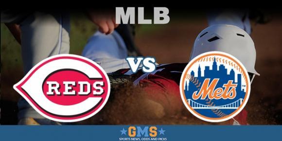 New York Mets vs. Cincinnati Reds at Citi Field