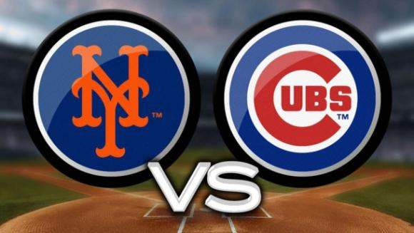 New York Mets vs. Chicago Cubs at Citi Field