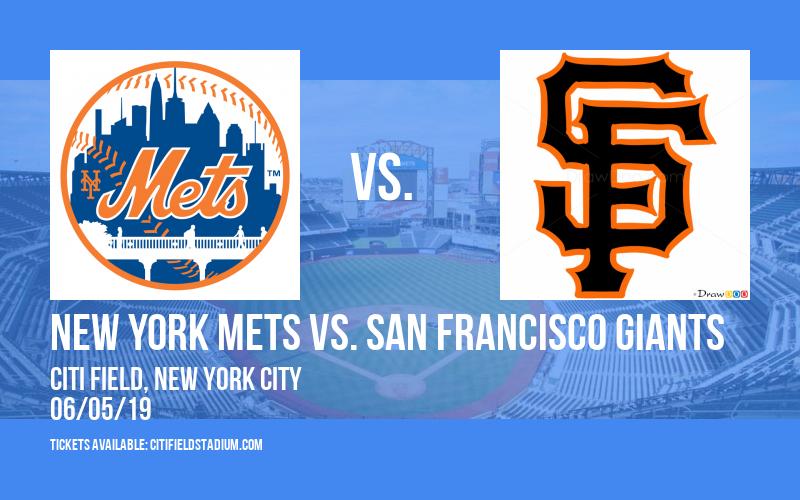 New York Mets vs. San Francisco Giants at Citi Field