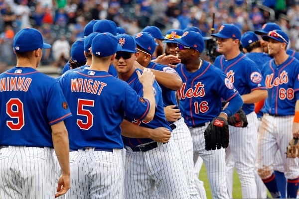 NLDS: New York Mets vs. TBD - Home Game 1 (Date: TBD - If Necessary) at Citi Field