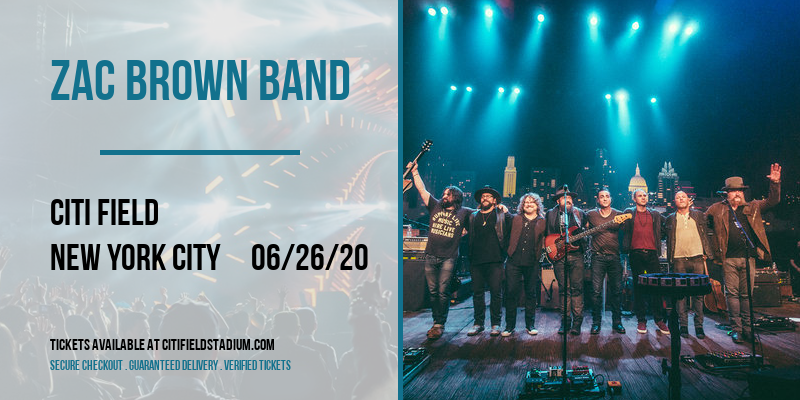 Zac Brown Band at Citi Field