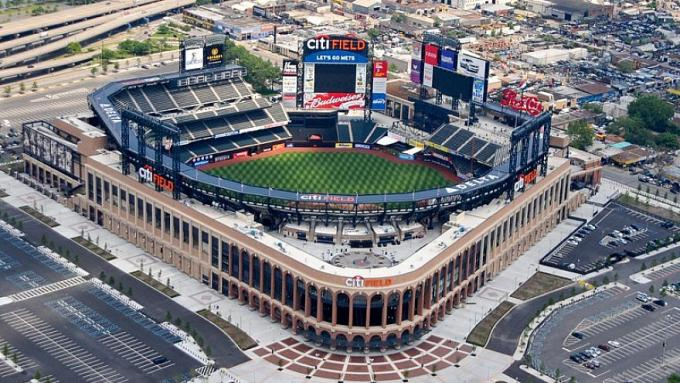 New York Mets vs. Colorado Rockies [CANCELLED] at Citi Field