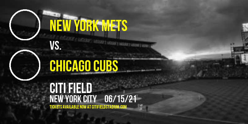 New York Mets vs. Chicago Cubs [CANCELLED] at Citi Field