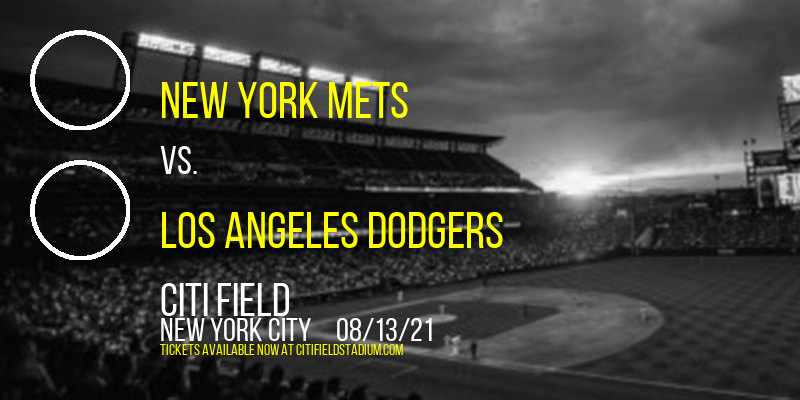 New York Mets vs. Los Angeles Dodgers [CANCELLED] at Citi Field