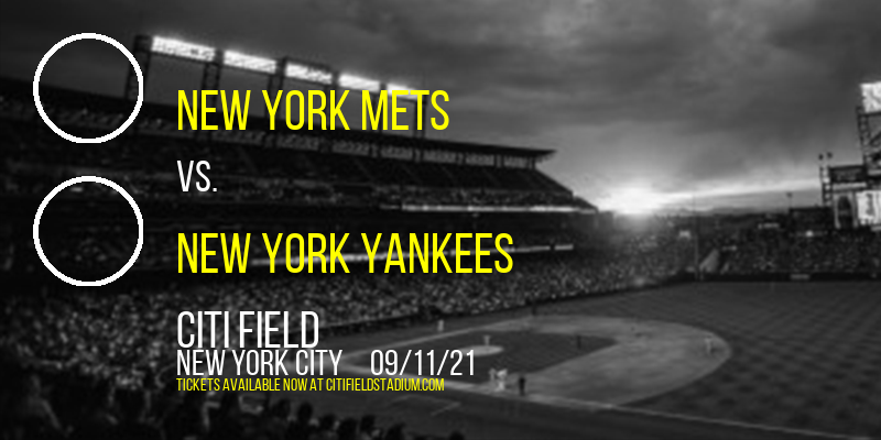 New York Mets vs. New York Yankees [CANCELLED] at Citi Field