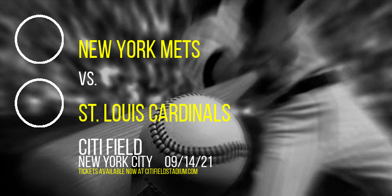 New York Mets vs. St. Louis Cardinals [CANCELLED] at Citi Field