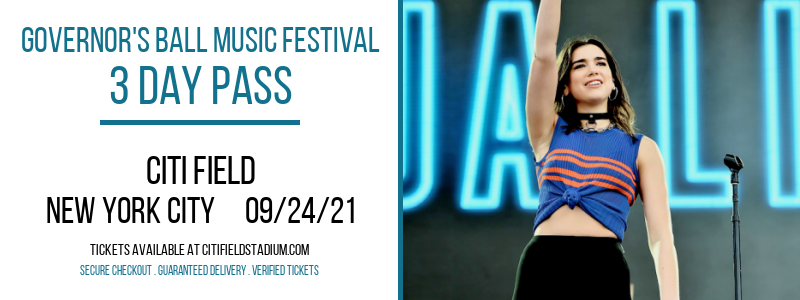 Governor's Ball Music Festival - 3 Day Pass at Citi Field